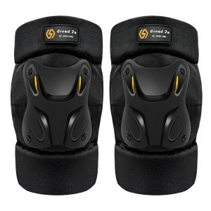 2Pcs WUPP Knee Pads Electric Motorcycle Warm Cycling for Motorbike Off-road Leg Protectors