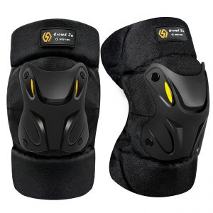 2Pcs WUPP Elbow Pads Electric Motorcycle Warm Riding Elbow Pads for Motorbike Off-road