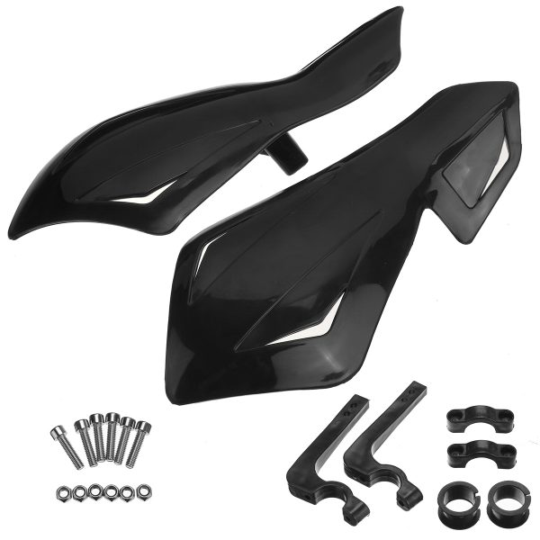 22mm Motorcycle Hand Guard Handguard Protector Universal