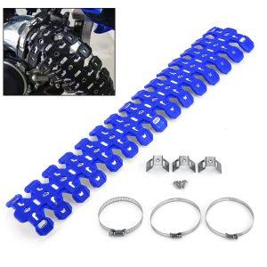 2 Stroke Motorcycle Exhaust Heat Shield Muffler Pipe Protector Cover For KTMYamaha/Husqvarna TC TX TE TE I 125/250/300 2014-2020