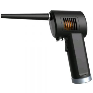 6000mAh 500N Electric Rechargeable Lithium Hair Dryer On-board Computer Dust Blower