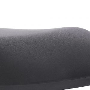 Saddle Pad Seat Cushion Wide Soft Black For Electric Scooter Vehicle Bicycle Waterproof
