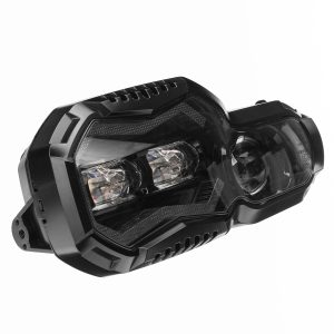 Motorcycle LED Projector Headlight For BMW F650GS F700GS F800R F800GS Adventure