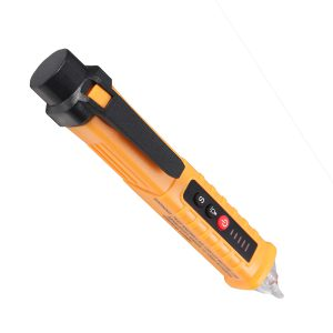 12V-1000V Intelligent Non Contact AC Voltage Electric Tester Pen with Alarm Mode for Electrician and Home Line Detection