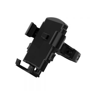 4.7-6.7 Inch Cell Phone GPS Holder For Motorcycle Bicycle Electric Scooter 360 Adjustable with Silicone Handlebar/Mirrors Style