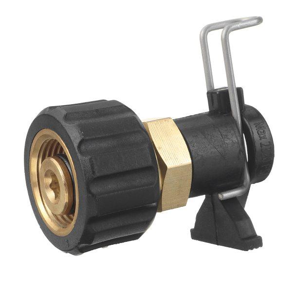 160Bar 4 Kinds Type High Pressure Washer Outlet Hose Connector Converter For Karcher Car Washer