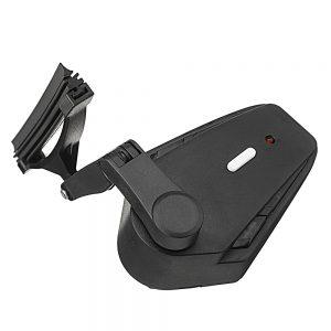 Motorcycle Helmet Rain Wiper Charging Gear Adjustable IP65 Waterproof Windshield Wiper for Car and Motorcycle Helmets