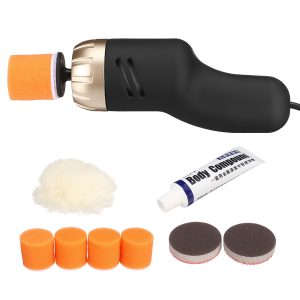1 Set Surface Scratch Repair Auto Care Tool Car Electric Polisher for Car Cleaning Polishing