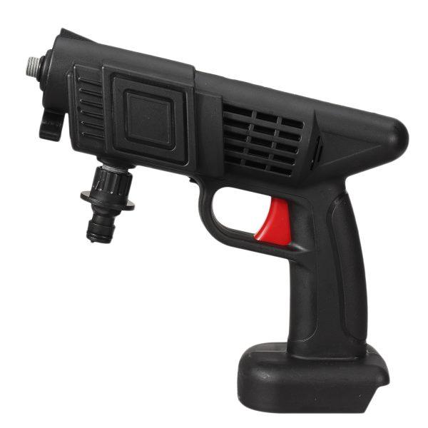 24V 15000mAh 600W High Pressure Cordless Washer Spray Gun Battery Water Cleaner