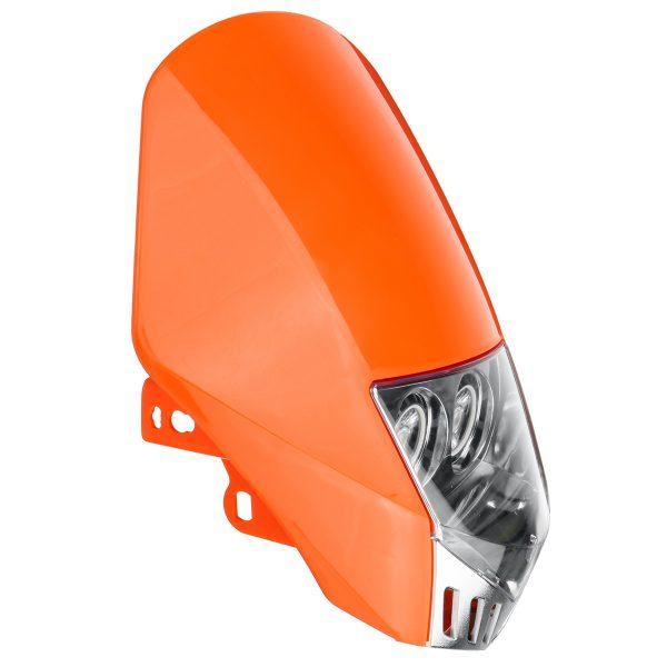 12V 35W Motorcycle LED Headlamp Headlight For EXC XCF SX F SMR Dirt Bike
