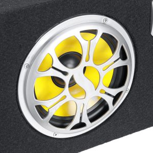 """8 Active Audio Subwoofer bluetooth Bass Auto Stereo Amplifier Home Speaker"""""""