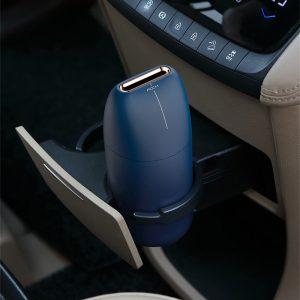 ROCK Car Air Purifier Mini Aroma Diffuser Humidifier Remove Formaldehyde Odor Artifact Air Freshener