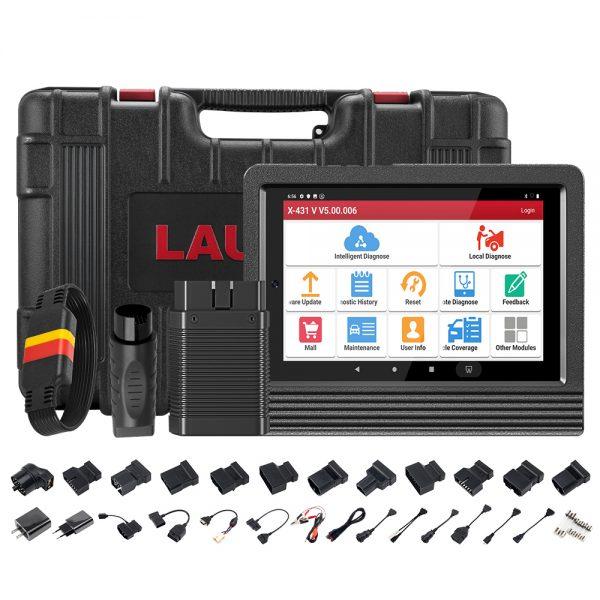 LAUNCH X431 V V4.0 OBD2 Diagnostic Scanner Automotive OBD Code Reader Professional Car Scan Tool Coding Active Test X431 PRO MINI
