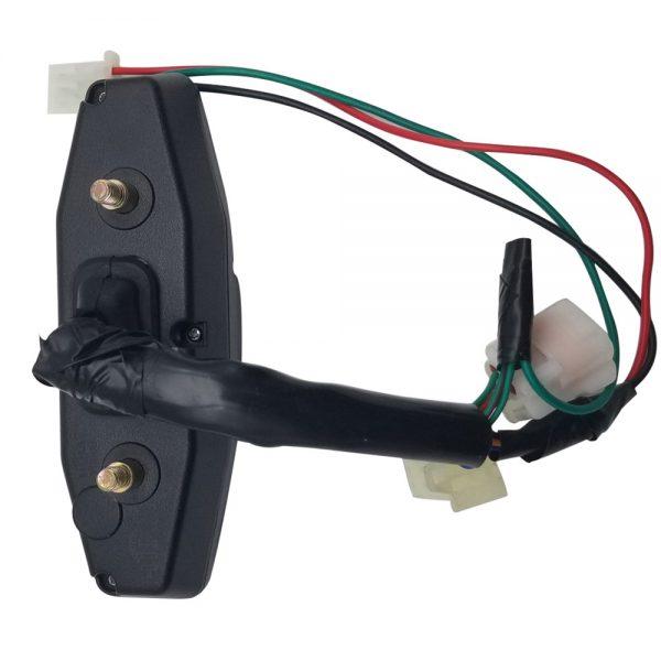 EFI LCD Digital Display Speedometer Odemeter Electric Injection and Carburetor Meter For Motorbike Motorcycle Scooter