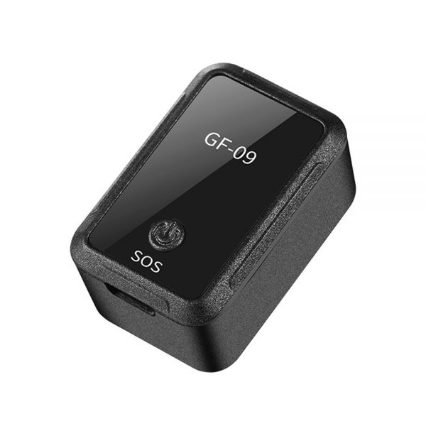 GF09 GPS Real Time Mini Car Tracker Voice Control Anti-Lost Device Locator Precise Positioning Tracking for Elderly and Child