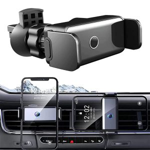 "360 Rotation Car Mobile Phone Holder Dashboard Mount Holder Air Outlet Bracket for 4.7-7.2"" Phone"