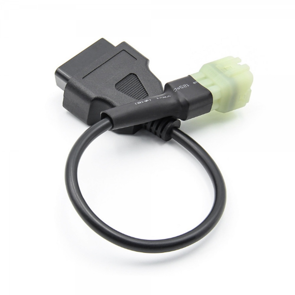 16pin to 6pin OBD Connector Diagnostic Cable Adaptor Motorcycle Accessory for KTM Motorcycle