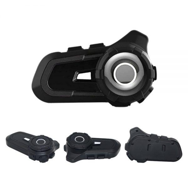 EUROFONE 1000M bluetooth Intercom Motorcycle Helmet Headsets Waterproof FM GPS Wireless S2 Interphone
