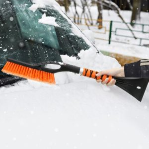 MATCC Snow Brush The Shell Model