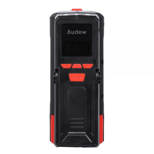 Audew 12V 150PSI 120W Tire Inflator Electric Air Compressor Portable for Car Motorcycle Bicycle Tires Air Pump