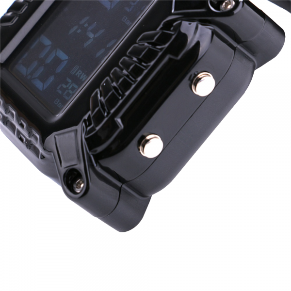 Solar Power Motorcycle Tire Pressure Monitor Wireless Waterproof Tester Universal Motorcycle Modification Parts