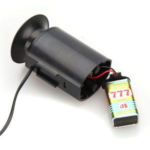 7 Sounds Ultra-loud Electronic Bicycle Bell Bike Horn Siren