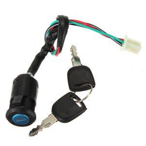 Ignition Switch Key for Motorcycle ATVs Dirt Bike 50cc 70cc 90cc 110cc 150cc