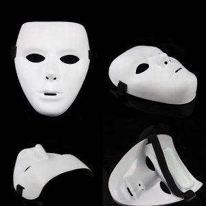 Hip-hop Men Women Face Mask Masquerade Party Halloween Masks