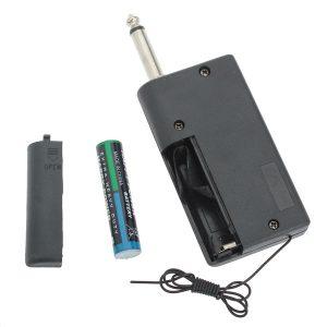 Wireless Clip-on MIC Mini Microphone Transmitter Headset