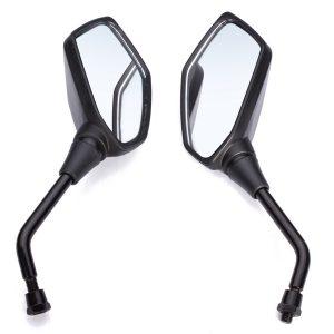 Motorcycle Mirrors for Kawasaki Z1000 Black Rear View