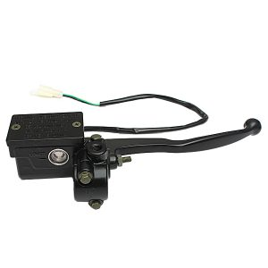 Motorcycle Front Brake Master Cylinder Reservoir Clutch Lever For Yamaha XS360 XS400 XS500 XS650 7/8 inch Handlebar