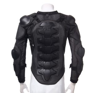 Motorcycle Bike Full Body Armor Gear Chest Shoulder Motocross Racing Protective Jacket