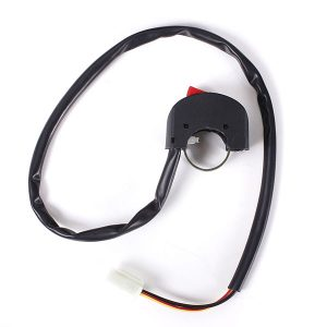 7/8 Inch Motorcycle SUV On/Off Button Switch For Honda XR50