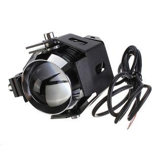 U5 3000LM Motorcycle LED Headlight Waterproof High Power Spot Light