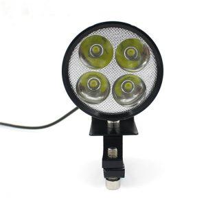 12V-80V 20W LED Universal Motorcycle Ebike Modified Headlight Lamp
