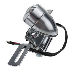 12V Motorcycle Rear Brake Tail Light Bracket For Chopper Bobber