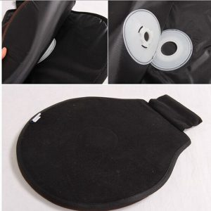 Car Rotating Seat Mobility Aid Cushion With Memory Foam Home
