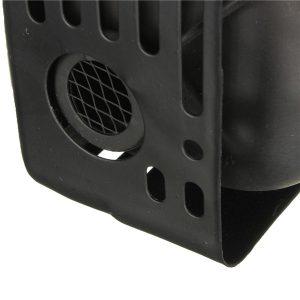 Exhaust Muffler With Heat Shield For Honda GX160 200 5.5 6.5 HP