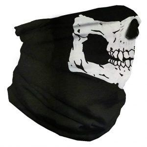 5Pcs Skull Multi Purpose Head Wear Hat Scarf Face Mask Cap