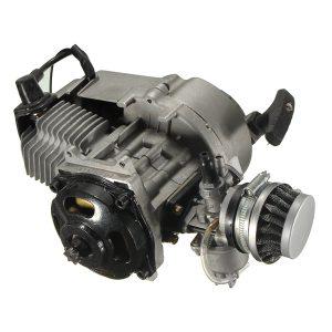 49cc Minimotorbike Quad Engine Carburetor Pull Start Air Filter
