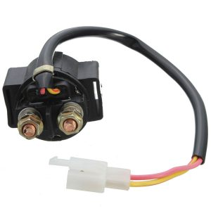 12V Starter Solenoid Relay For 50cc 70cc 90cc 110cc 125 ATV Scooter Motorcycle