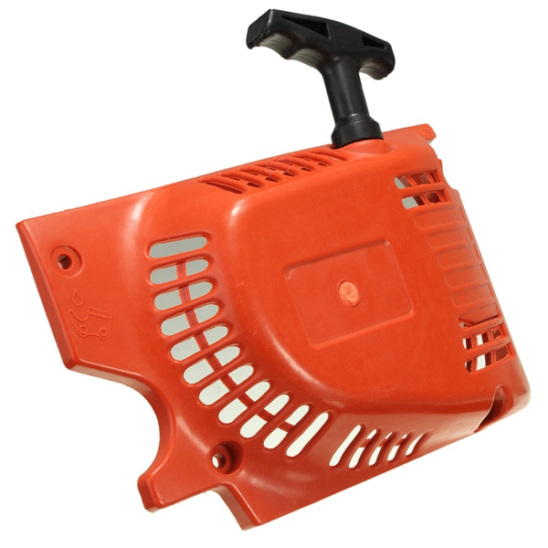Recoil Pull Start Starter Red For Chinese Chain Saw 4500 5200 5800 45cc 52cc 58cc