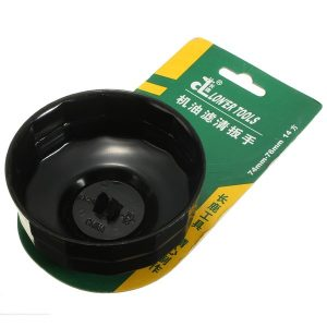 Oil Filter Wrench Cup Socket Type Cap Remover Tool