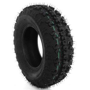 qty1 wheels 21X7-10 4ply ATV Tires tubeless Black Rubber
