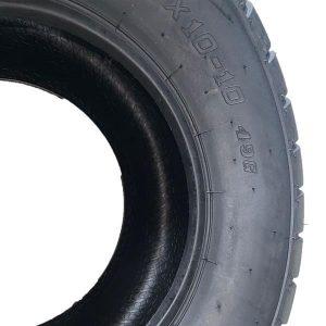 20×10-10 ATV Tires 255/50-10 ATV Race Tubeless 6 PR Z-129 [Set of 2]