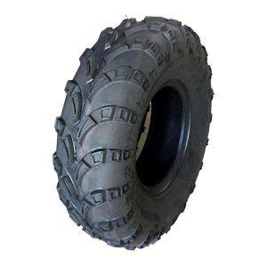 Set of (2) Depth:10.5mm 22×10-10 22x10x10 P3039 6PR PSI:5 ATV Tires
