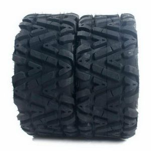 25X10-12 fits Honda Foreman Rubicon OD: 624.8mm Left, Right, Rear 1 x Tires