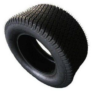 2x New MillionParts Tires Tubeless 23×9.5-12 Turf Tire TL P332 PLY: 4 Depth: 5
