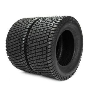 2pcs 950Lbs wheels Garden Lawn Mowers SW:8.15in P332 Tread Depth: 0.14in(3.5mm)