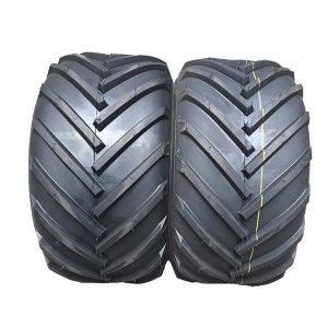 [Only 1] 18×8.5-10 P328 Garden Tubeless Rototiller Tire 18×8.50-10 4PLY PSI:22